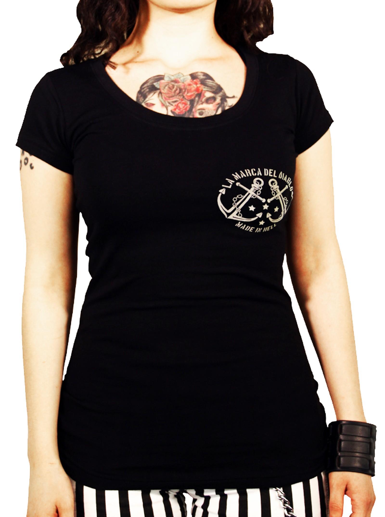 La Marca Del Diablo - Non Plus Ultra T-Shirt Front