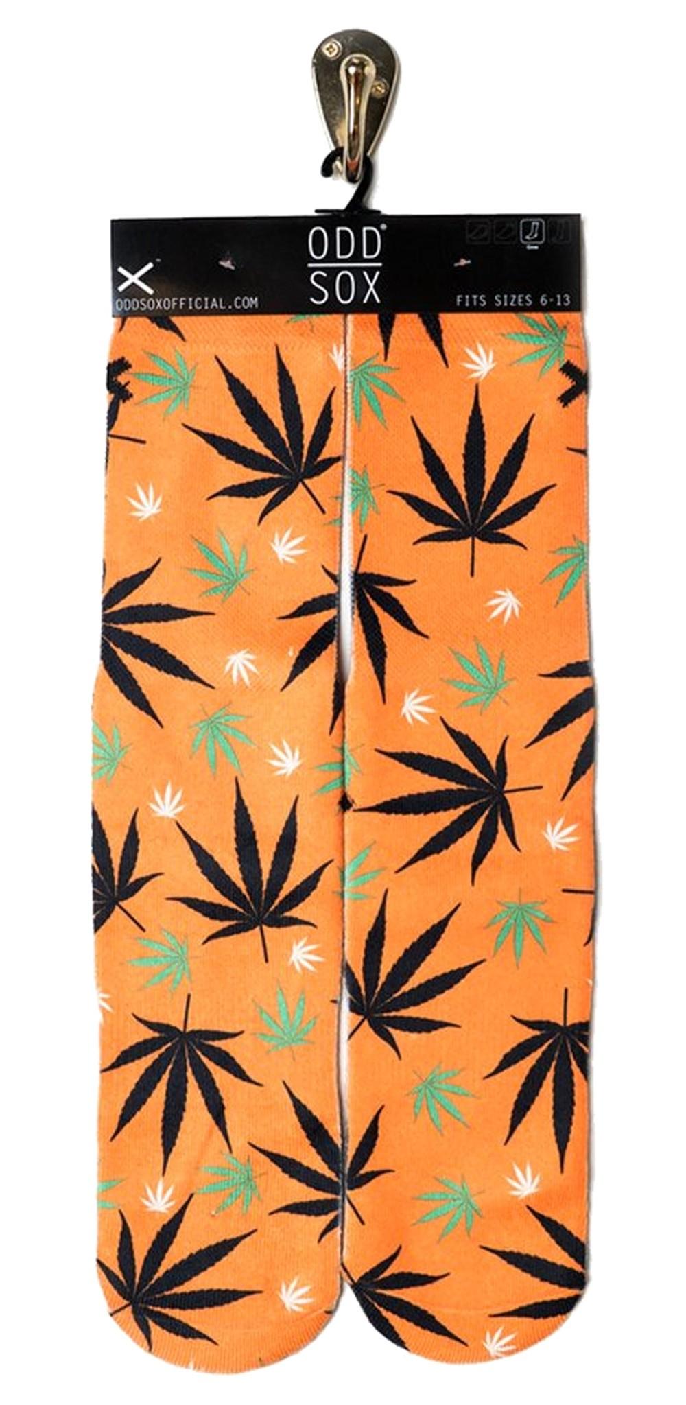 ODD Sox - Pot Sox (Pumpkin) Socken