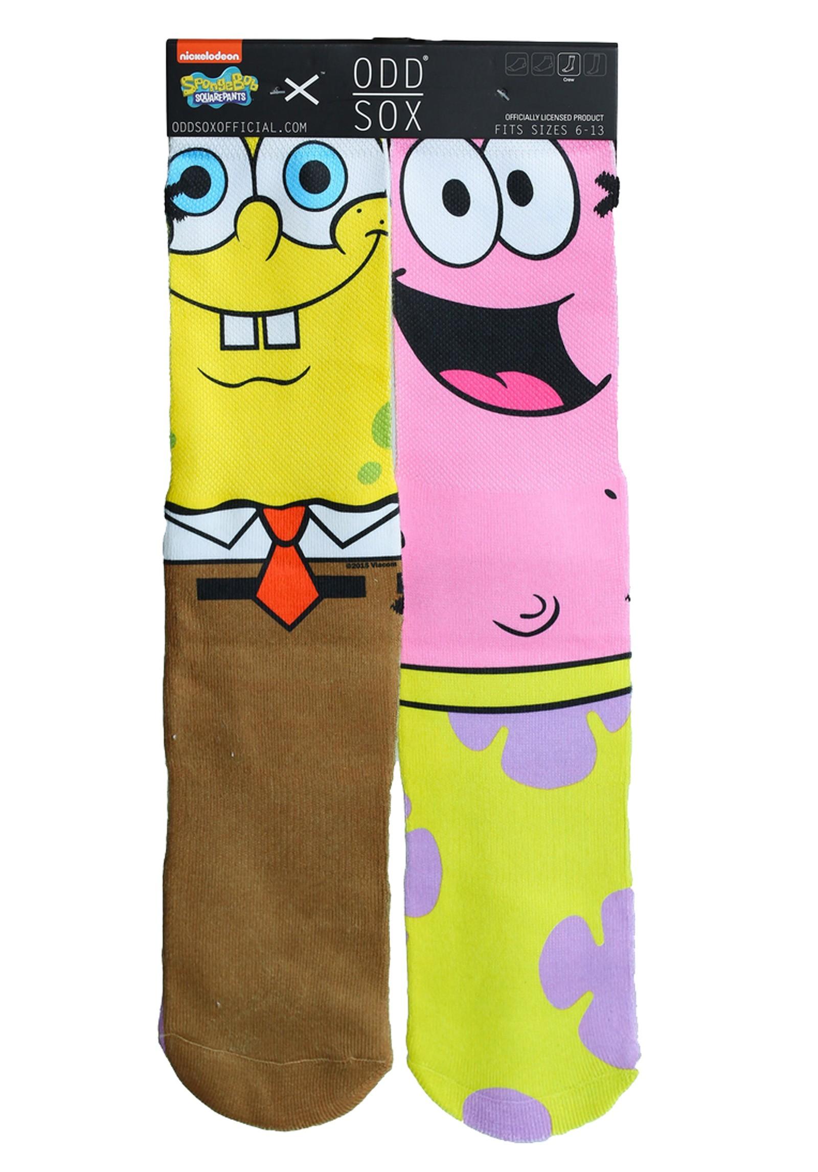 ODD Sox - Spongebob & Patrick Socken