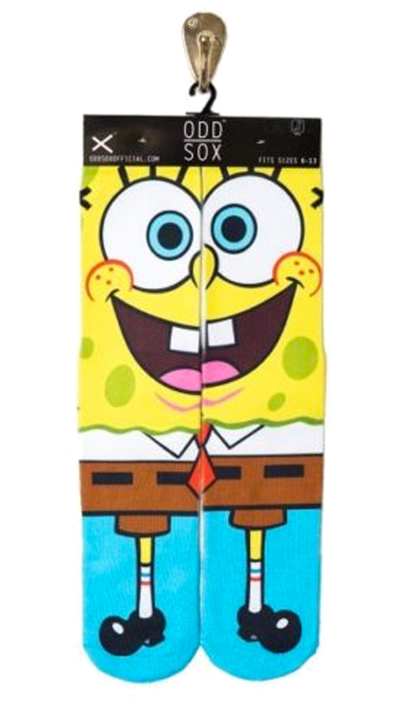 ODD Sox - Spongebob Schwammkopf Socken