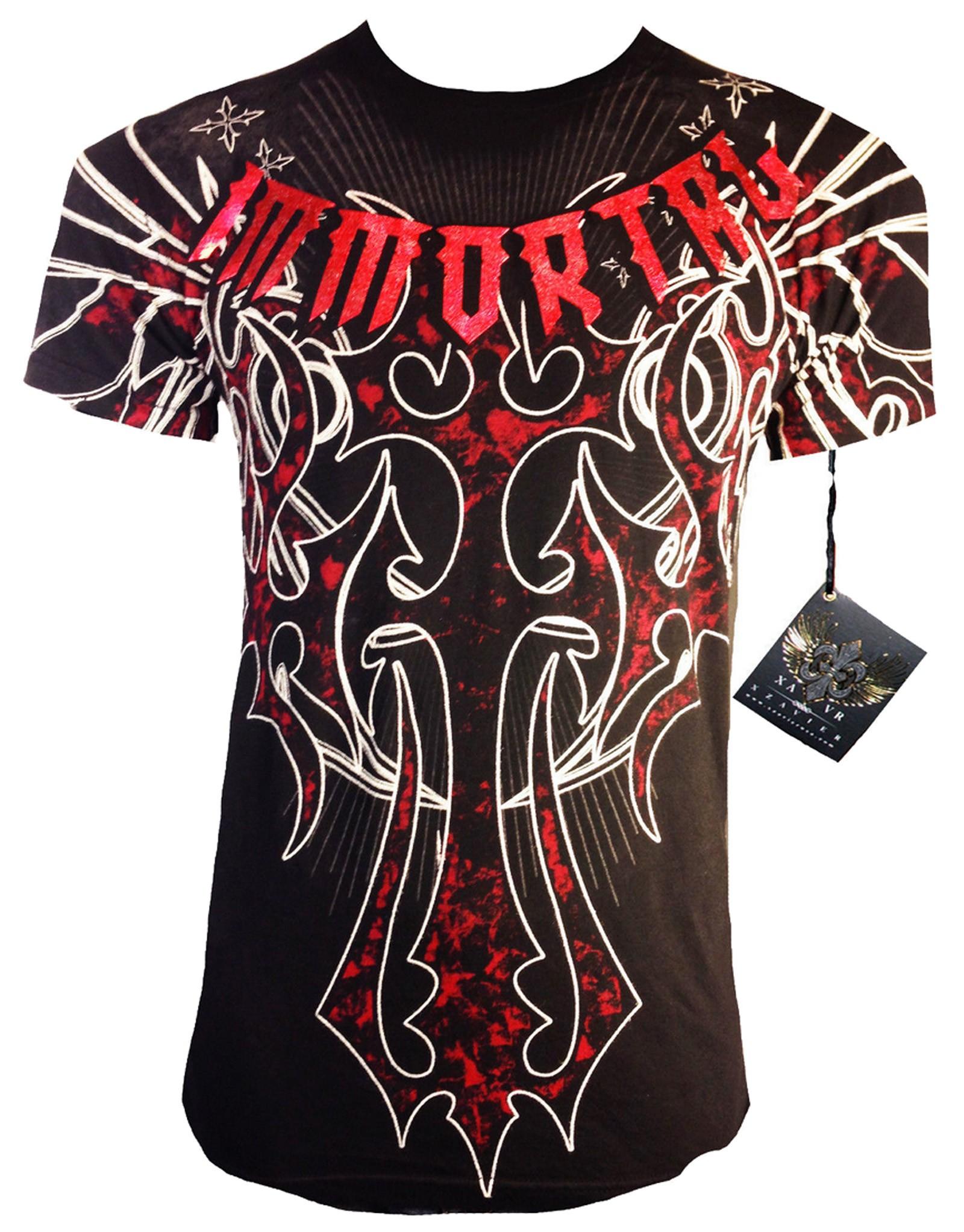 Xzavier - Razor Wings T-Shirt Front