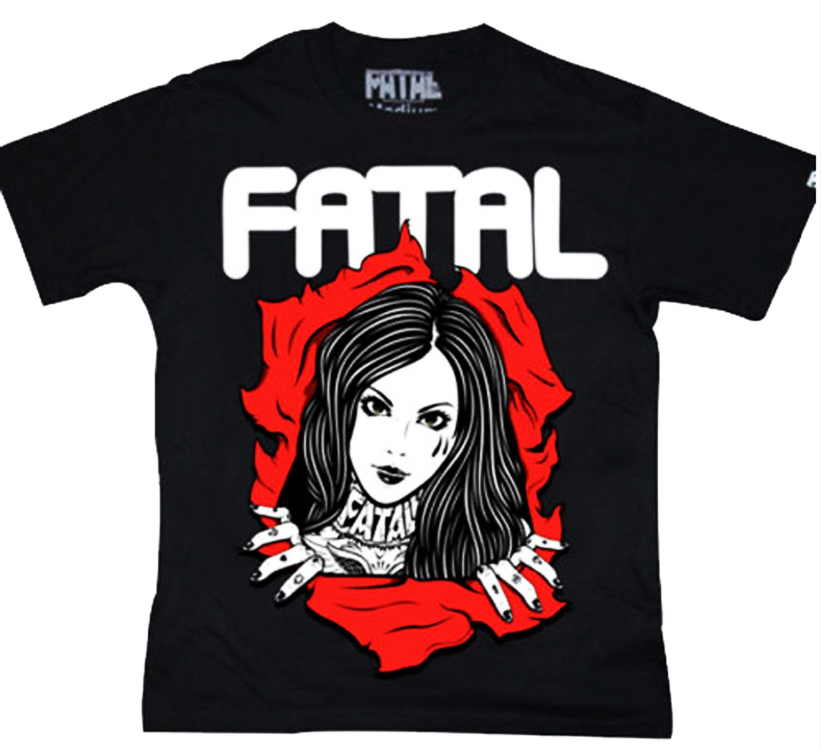 Fatal Clothing - Ripper T-Shirt Front