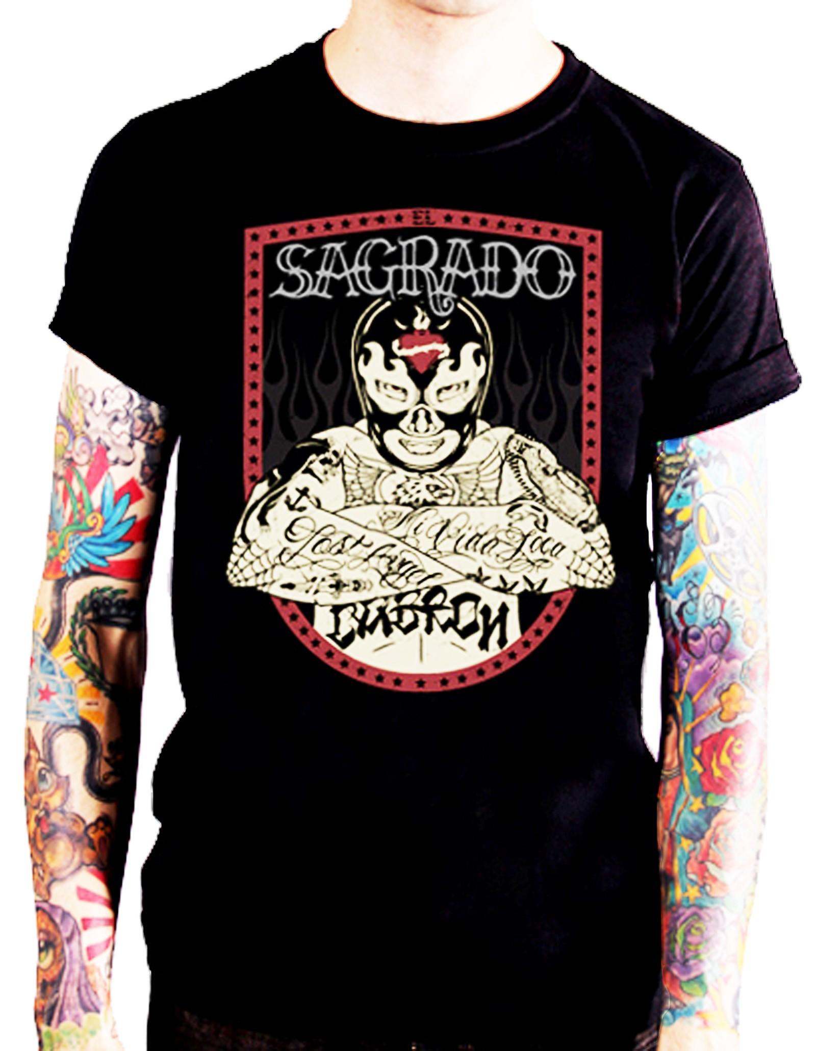 La Marca Del Diablo - Sagrado T-Shirt Front
