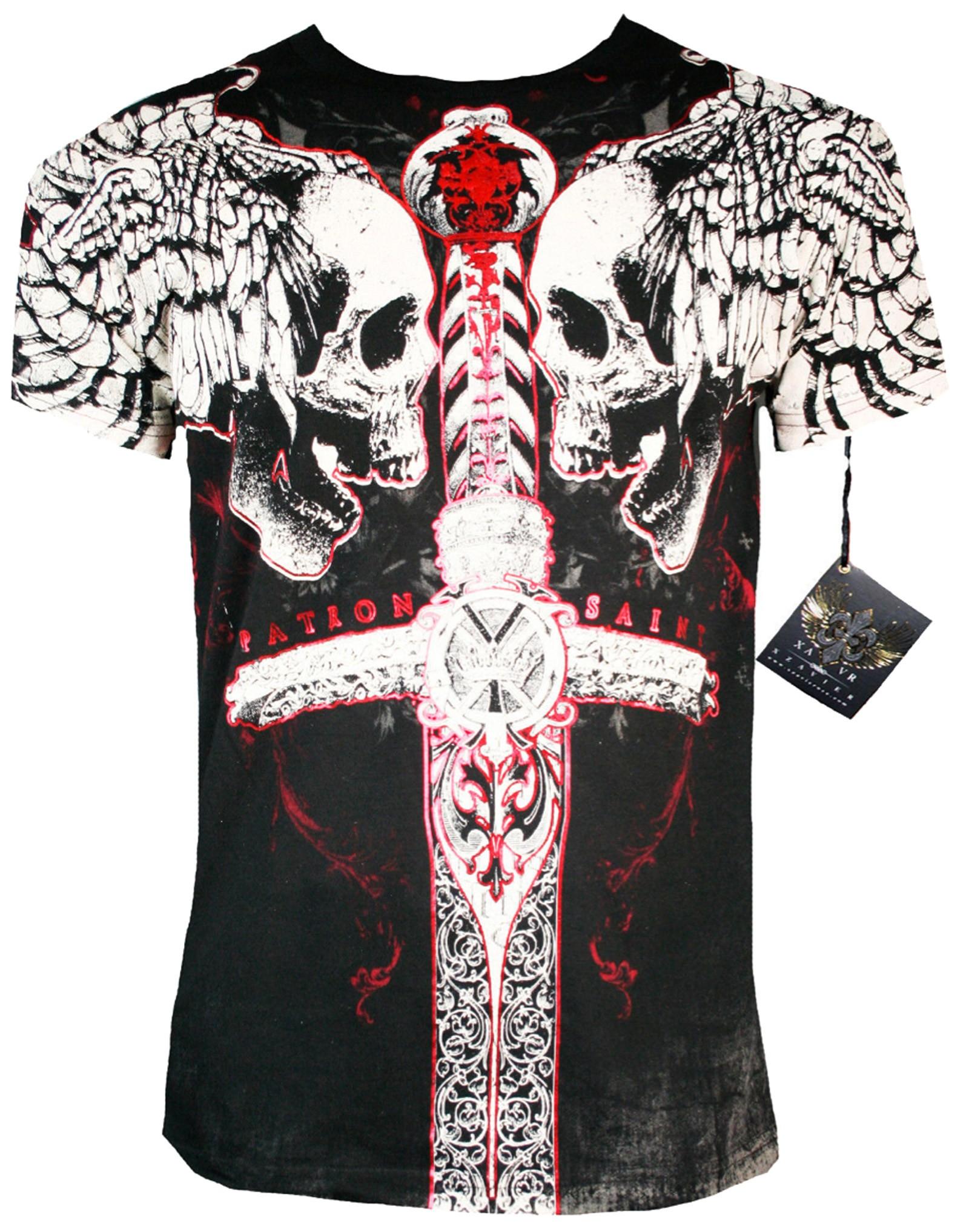 Xzavier - Saint Sword T-Shirt Front