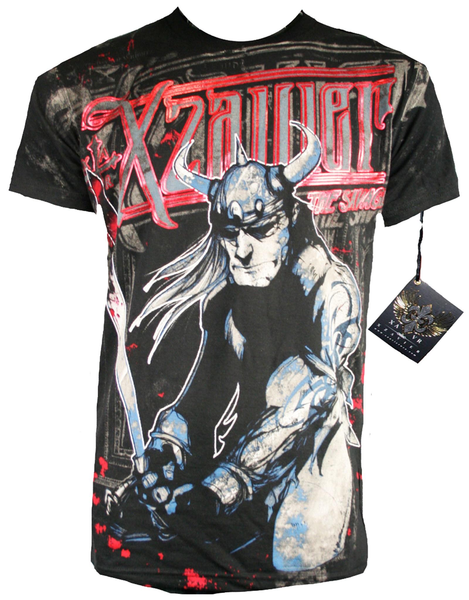 Xzavier - Savage T-Shirt Front
