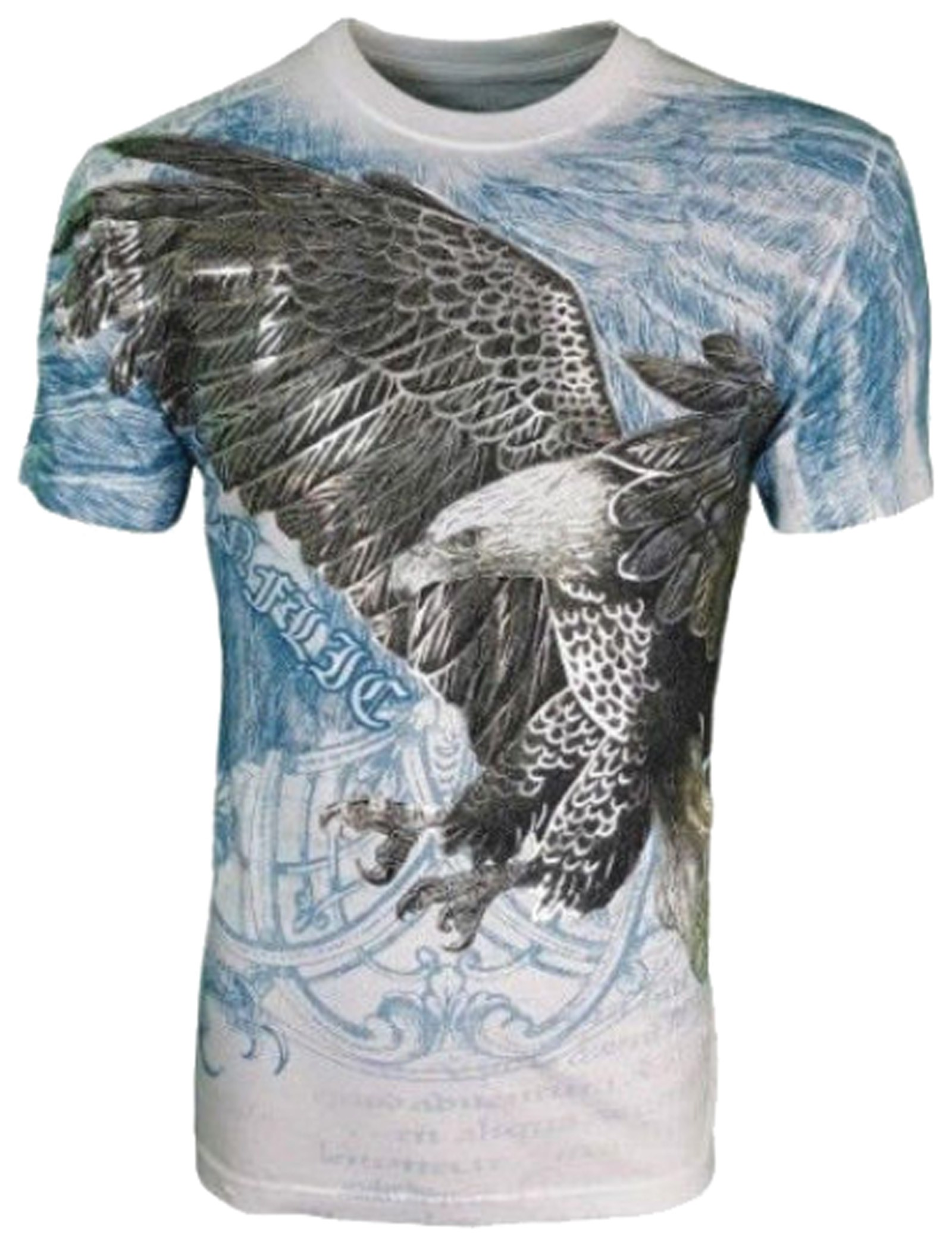 Konflic Clothing - Screaming Eagle T-Shirt
