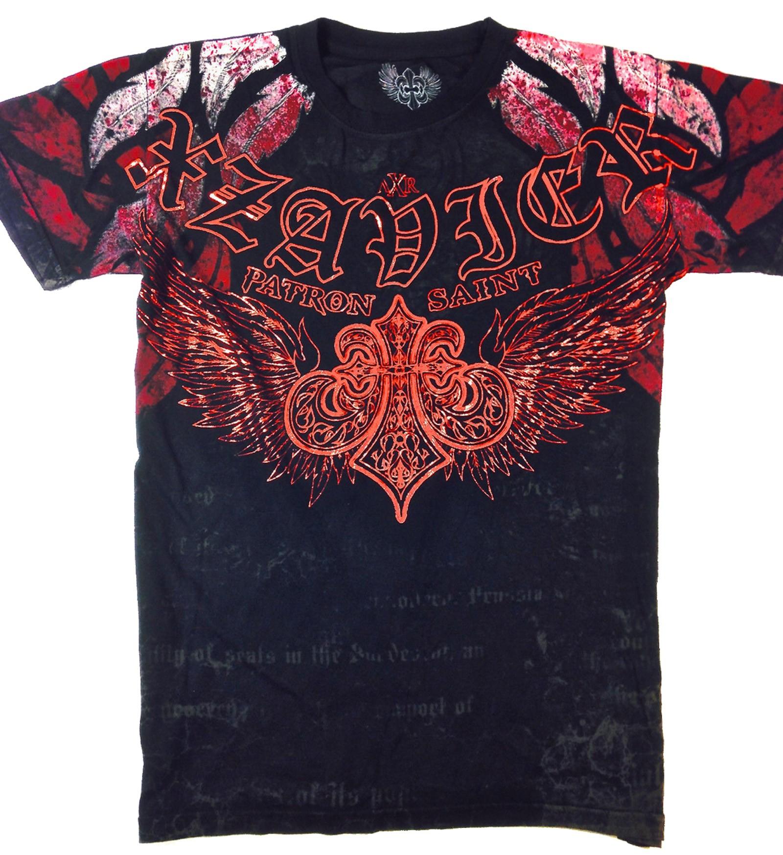 Xzavier - Sunfire T-Shirt Front