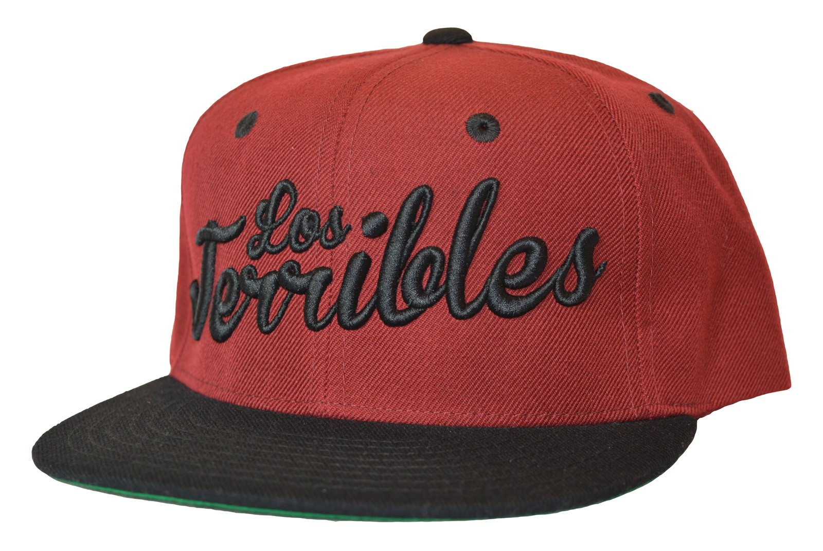 Supercobra Clothing Company - Los Terribles Snapback Cap