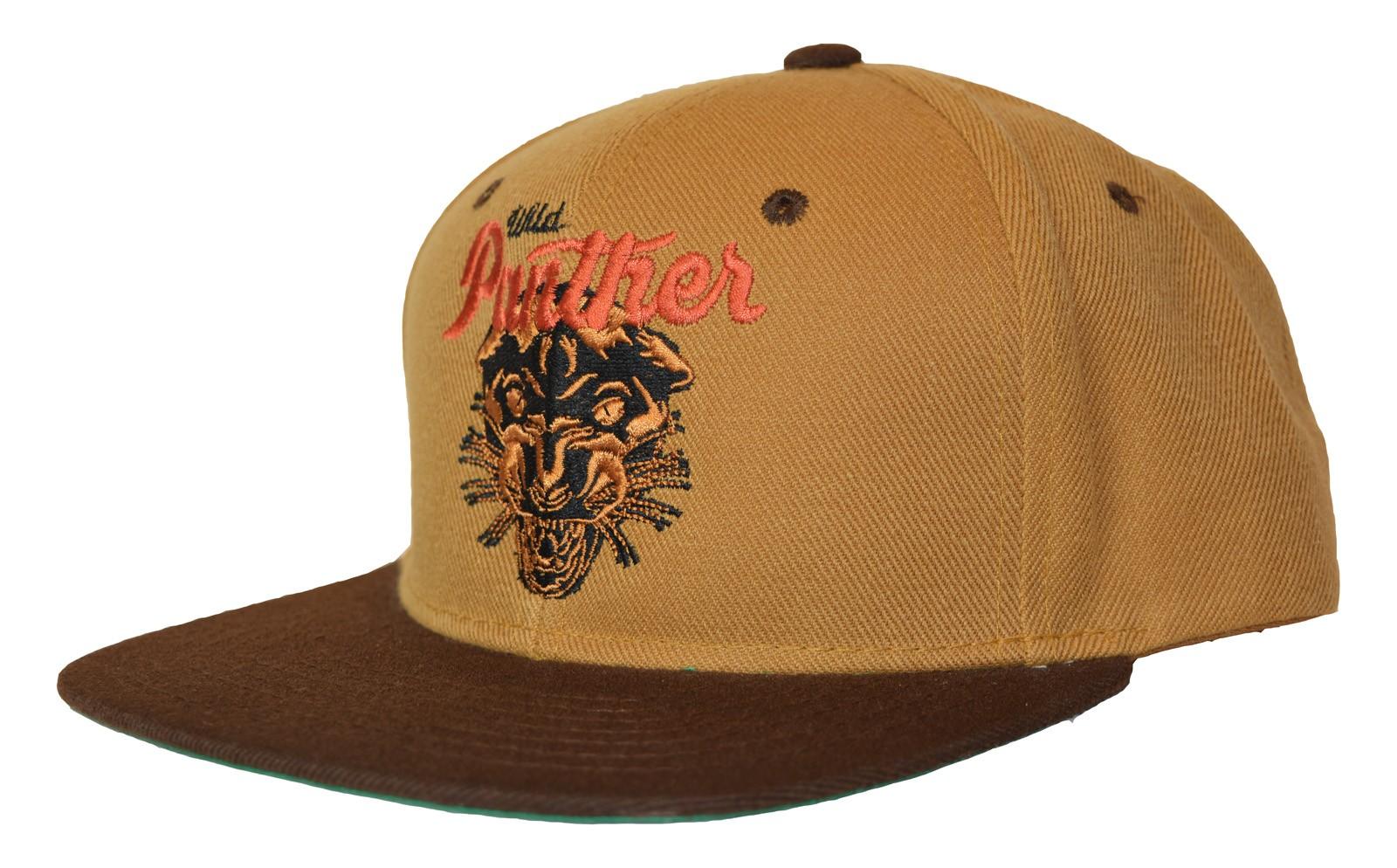 Supercobra Clothing Company - Wild Panther Snapback Cap
