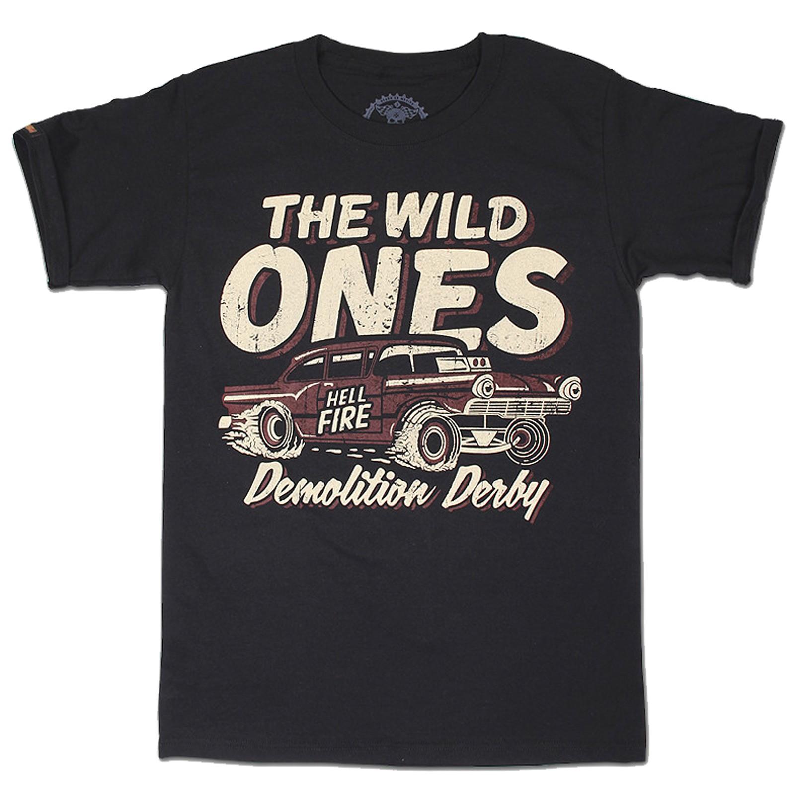 La Marca Del Diablo - The Wild Ones T-Shirt Front