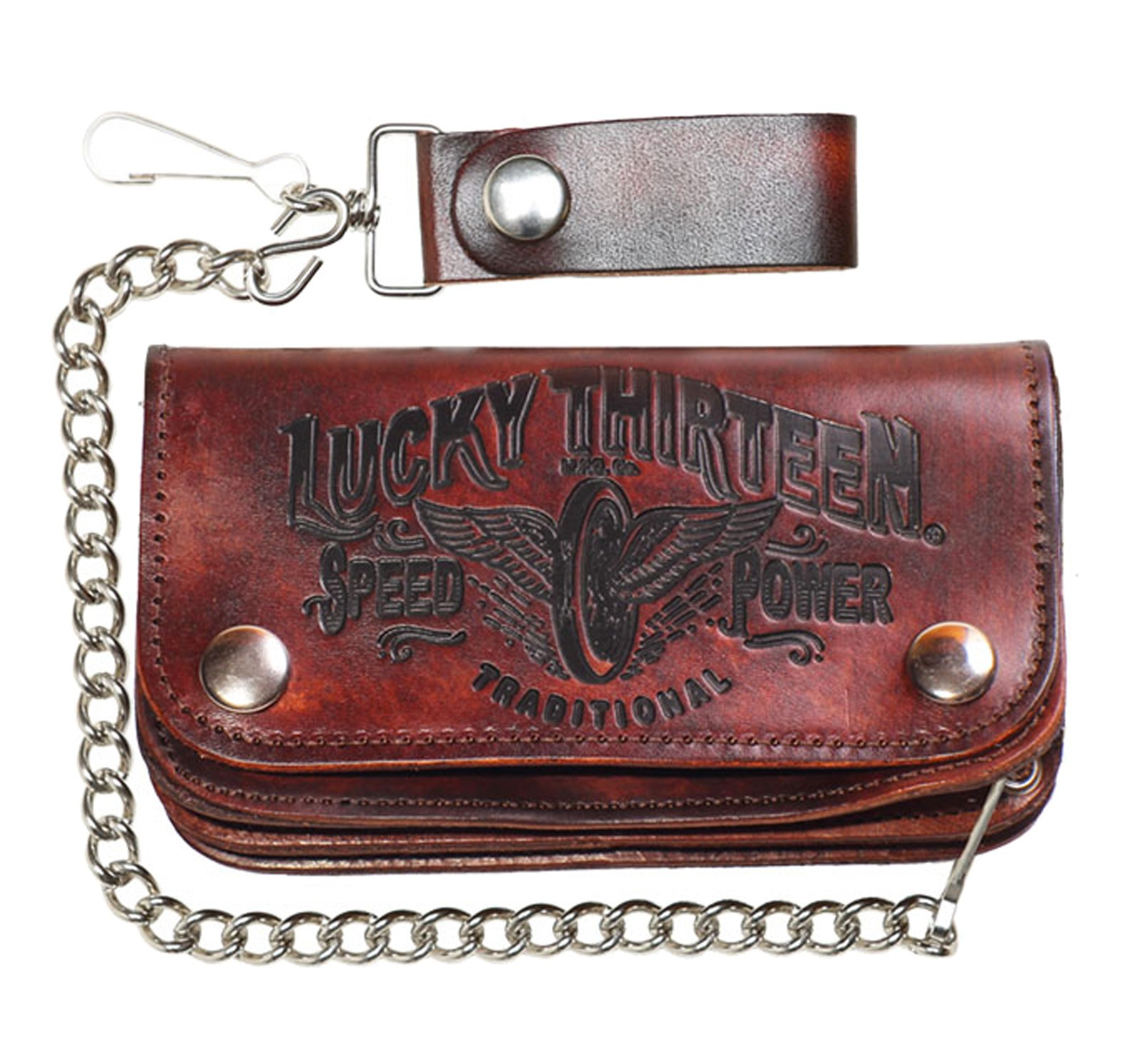 Lucky 13 - Traditional Speed Wallet
