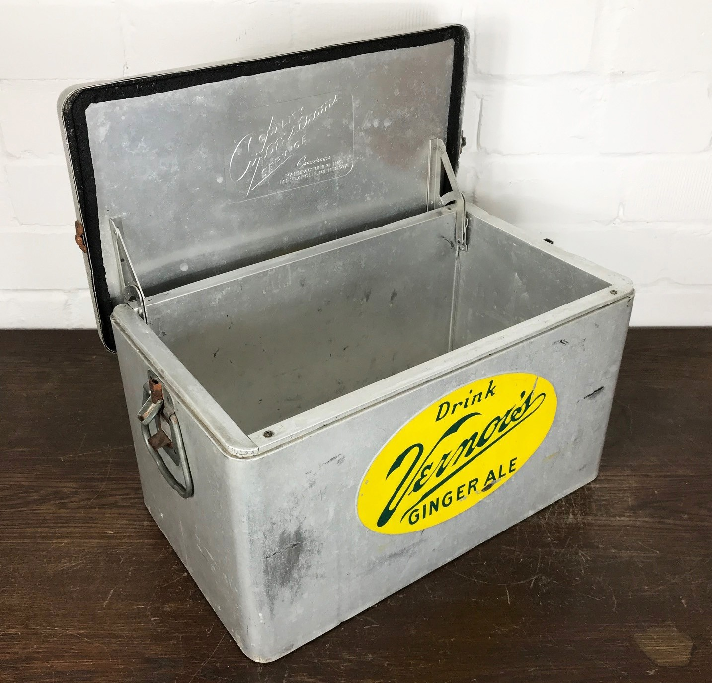 Original USA Kühlbox - Vercors Ginger Ale Cooler