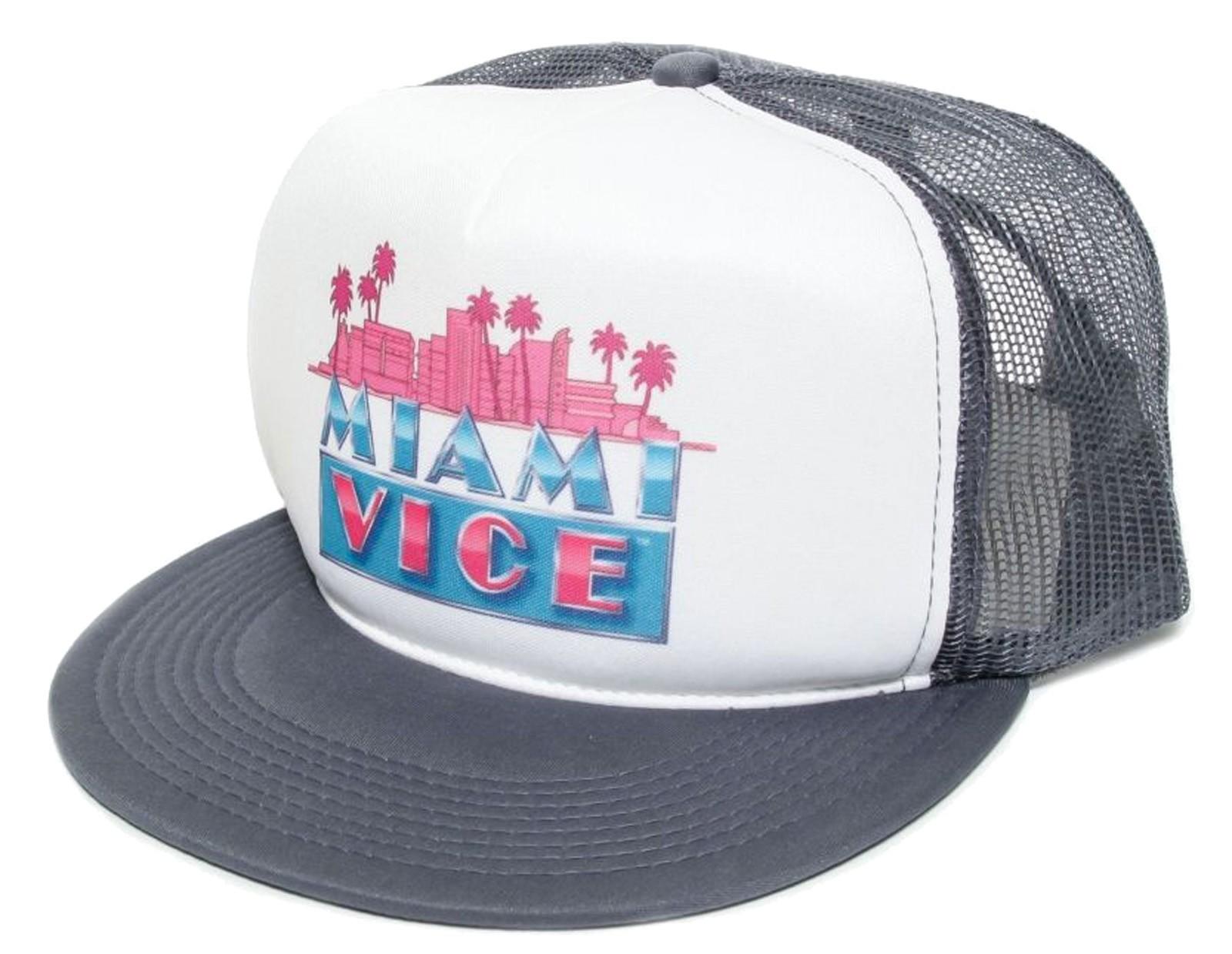 Retro Cap - Miami Vice Movie Cap Front