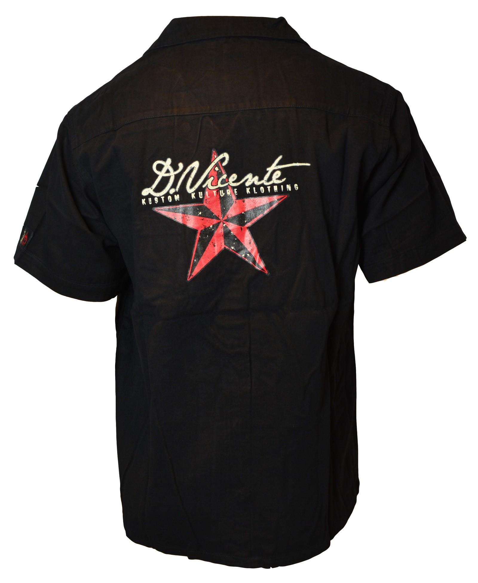 David Vicente - Star Work Shirt