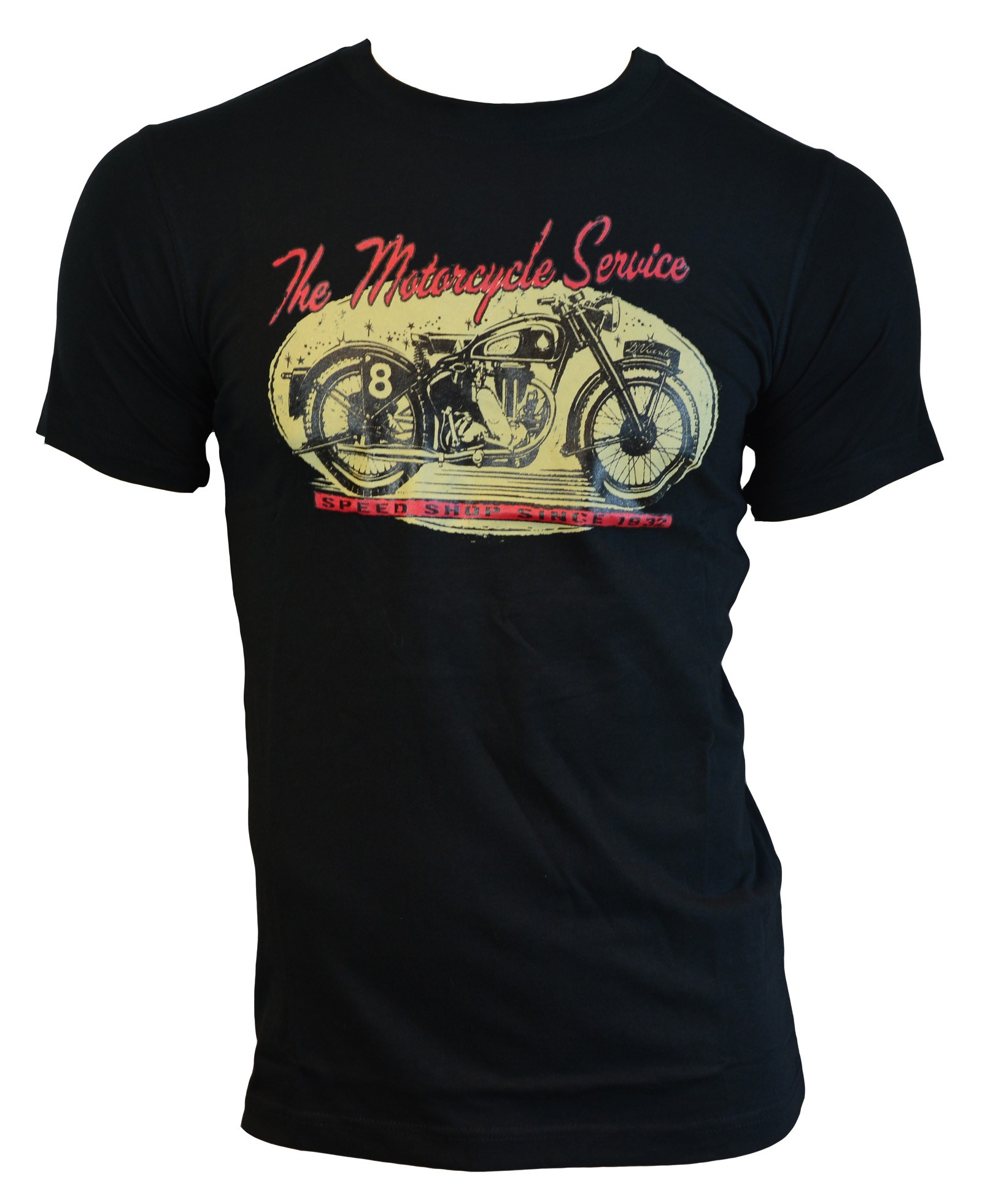 D.Vicente - Motorcycle Service T-Shirt