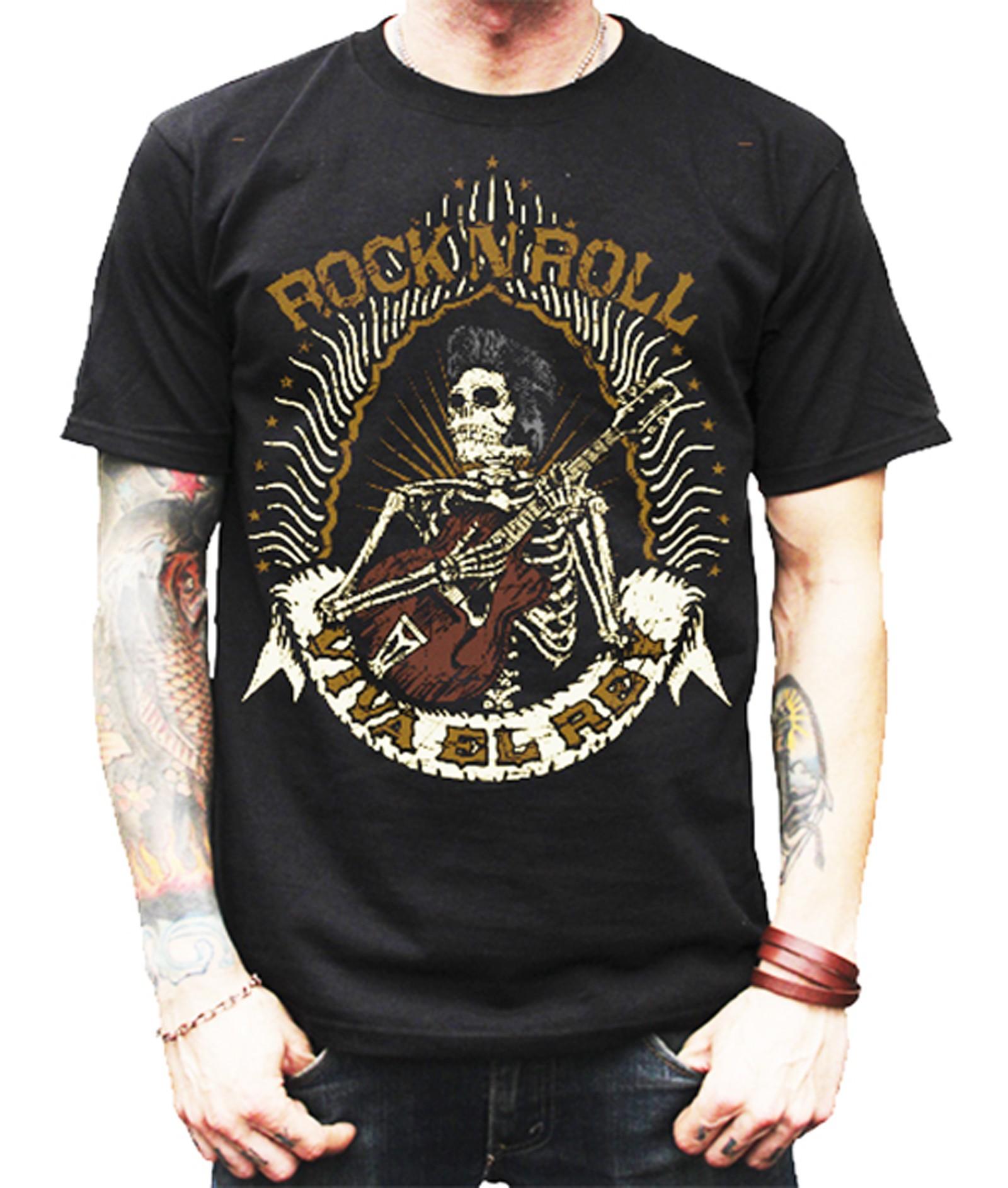 La Marca Del Diablo - Viva El Rey T-Shirt Front