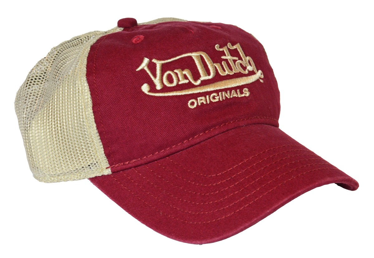 Von Dutch - Von Dutch Originals Baseball Cap