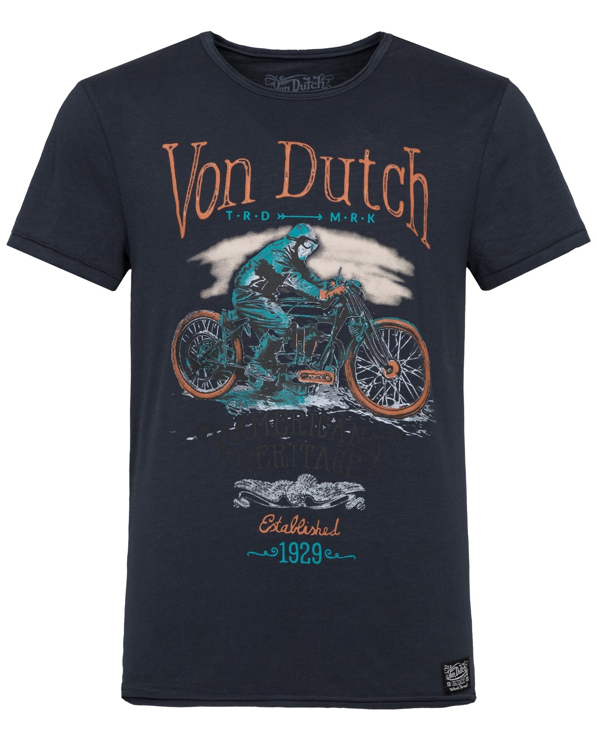 Von Dutch - Biker Heritage T-Shirt