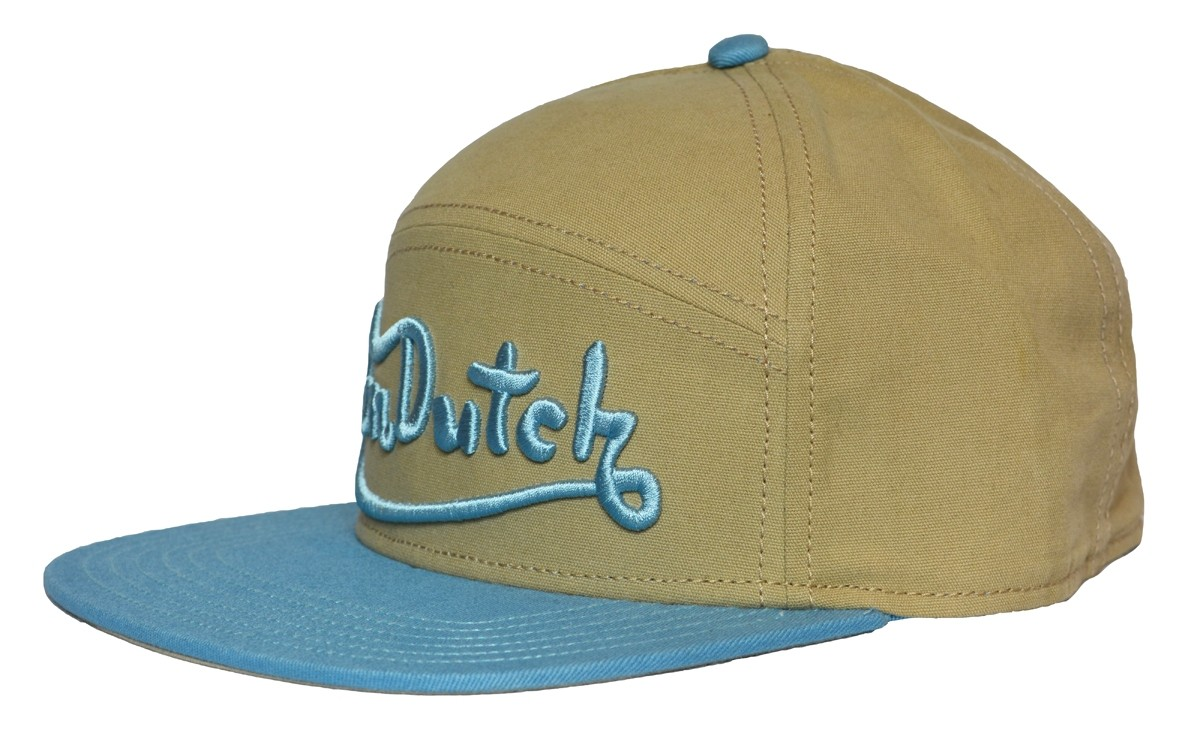 Von Dutch - 3D Logo Panel Cap