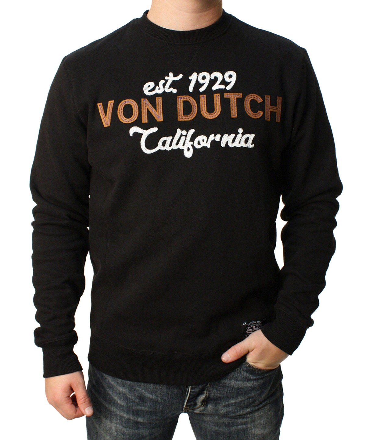 Von Dutch - California Sweater