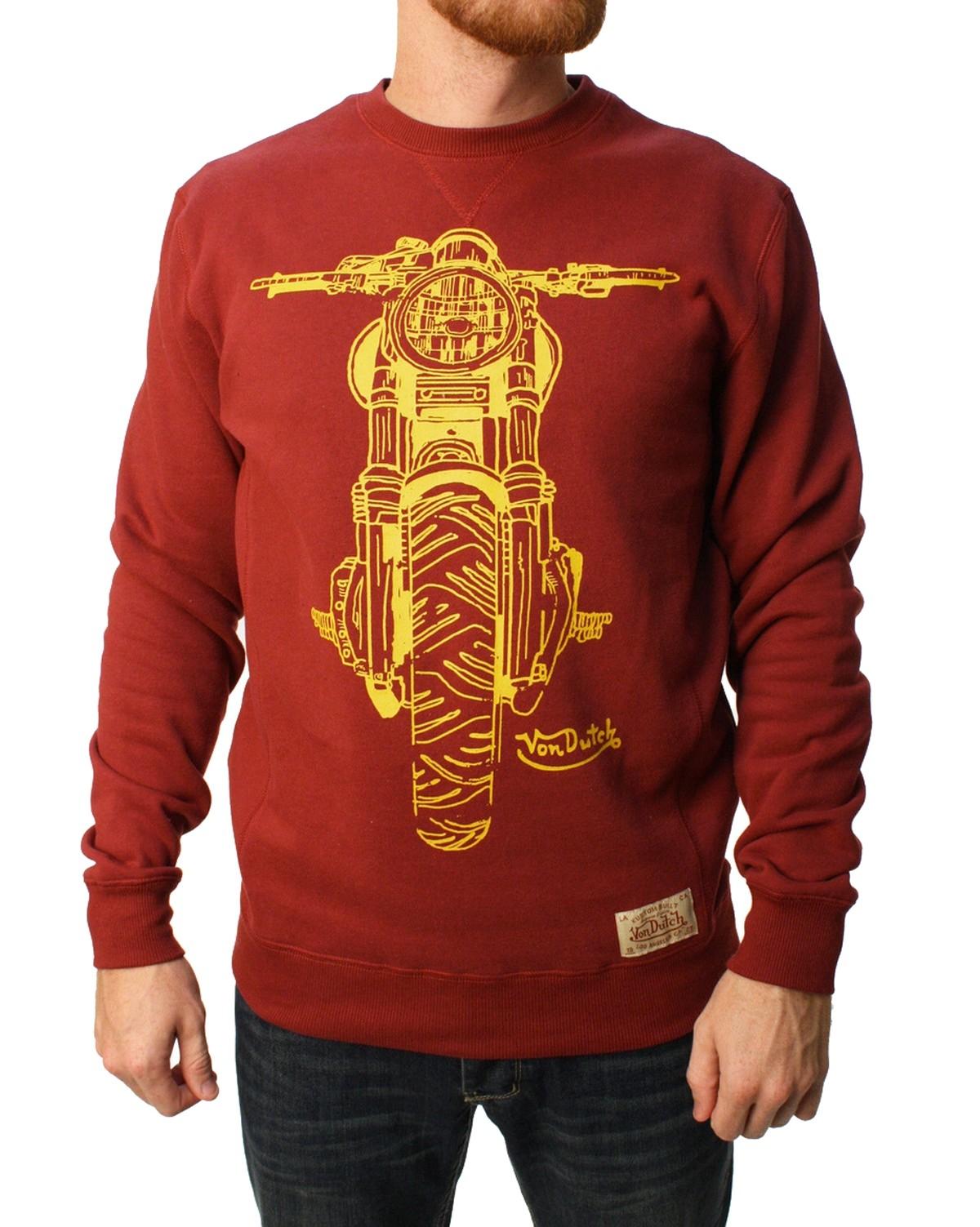 Von Dutch - Motorbike Sweater