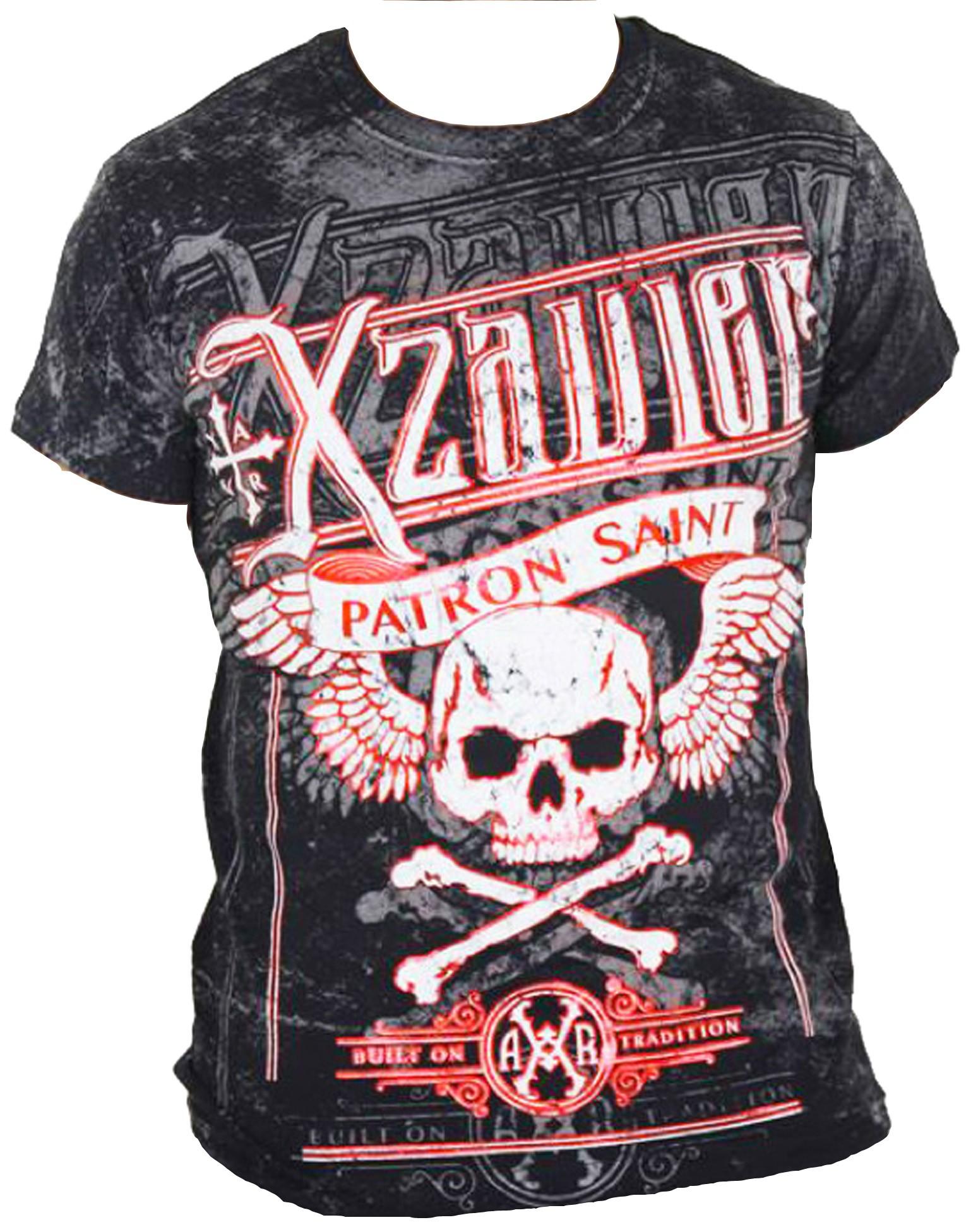 Xzavier - Widow Maker T-Shirt Front