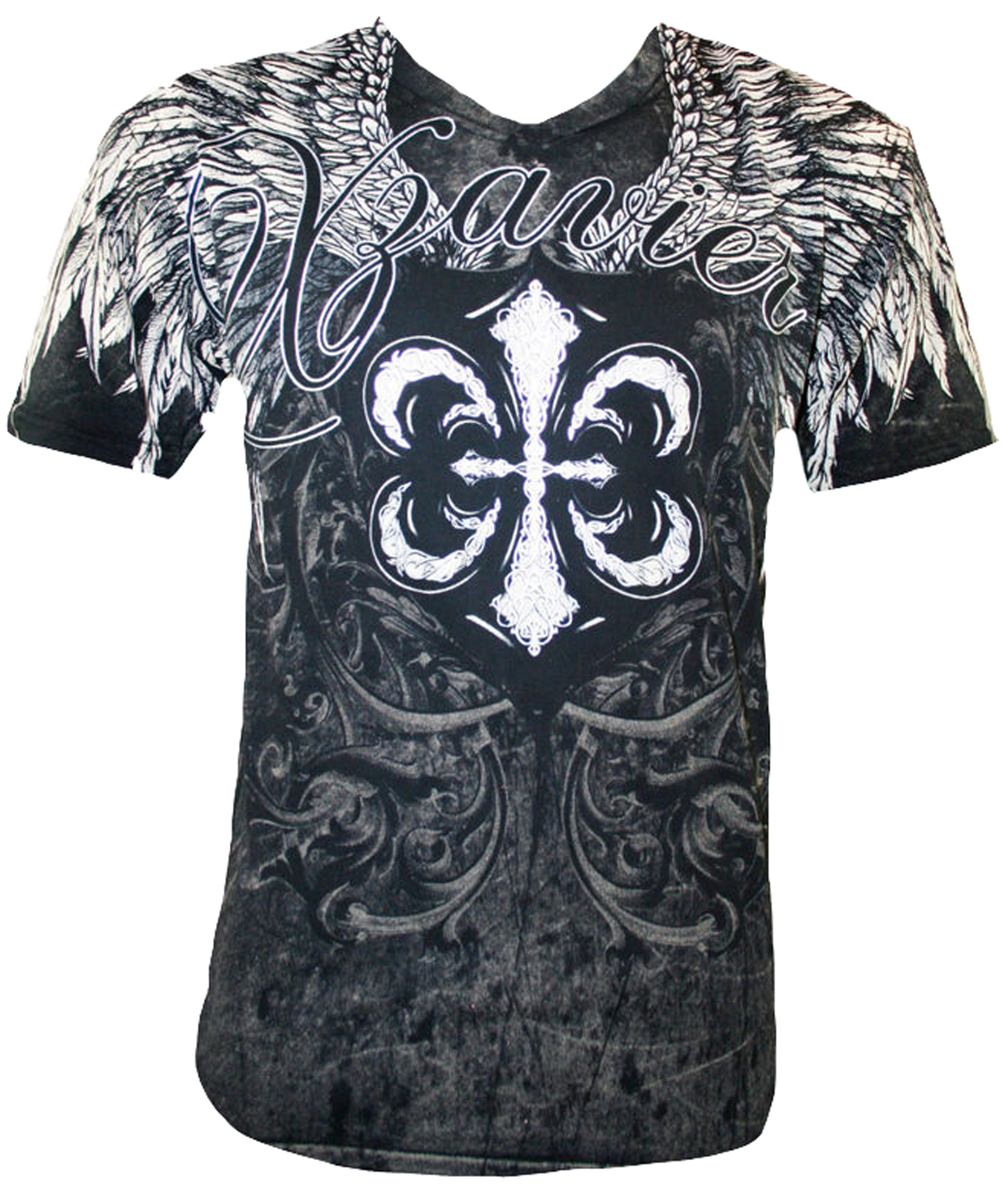 Xzavier - Wings T-Shirt Front