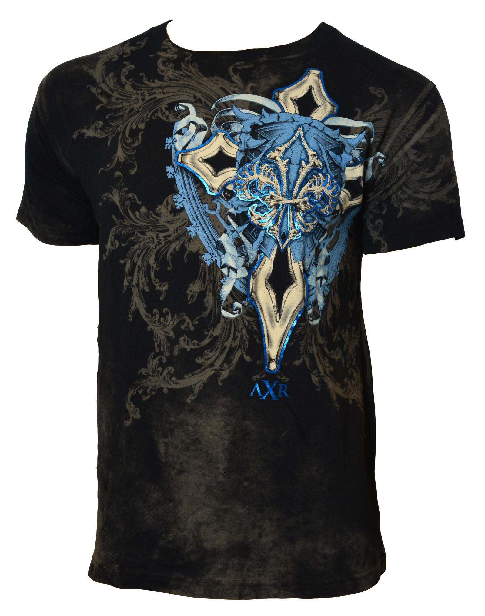 Xzavier - Blue Phantom T-Shirt