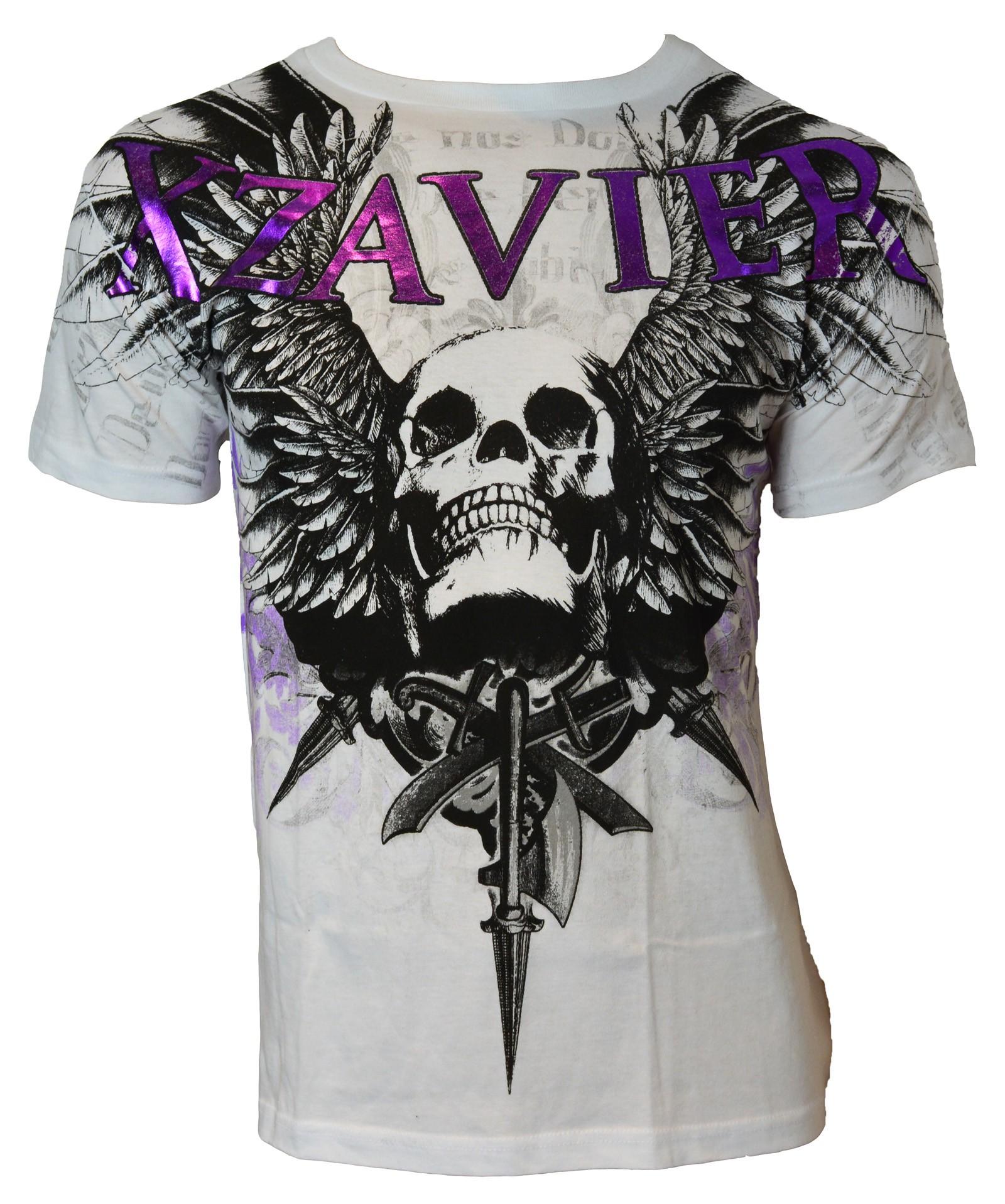Xzavier - Fearless Flight T-Shirt Front