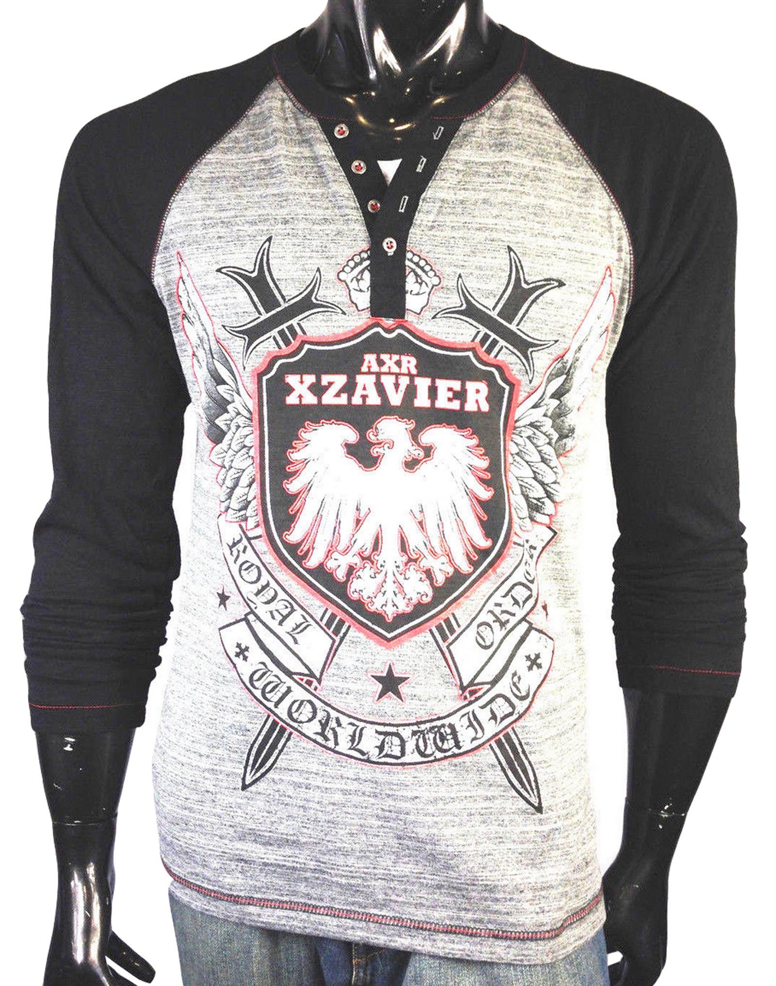 Xzavier - Coat to Farm Eagle Longsleeve T-Shirt
