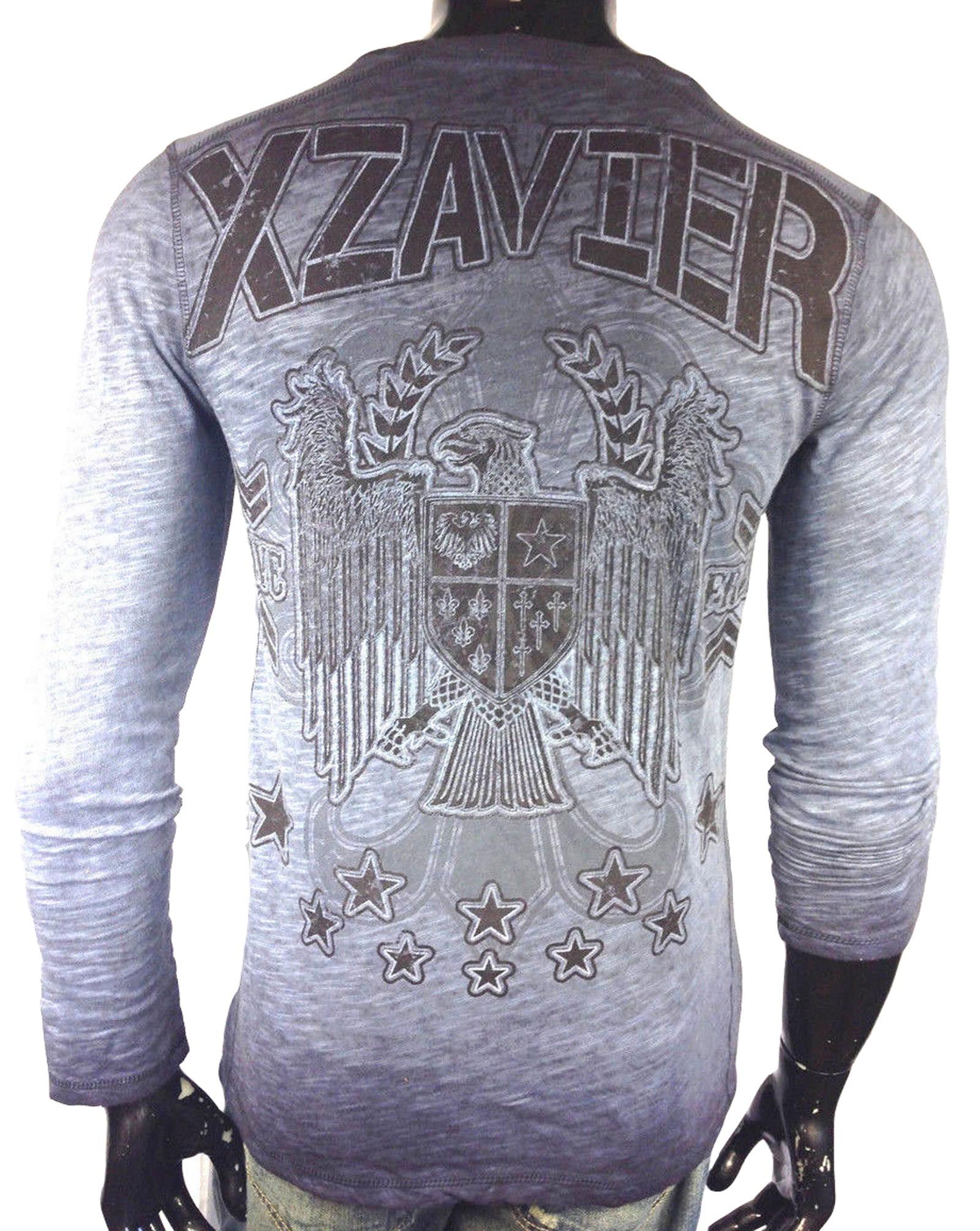 Xzavier - LIMITED Liberty Eagle Longsleeve T-Shirt