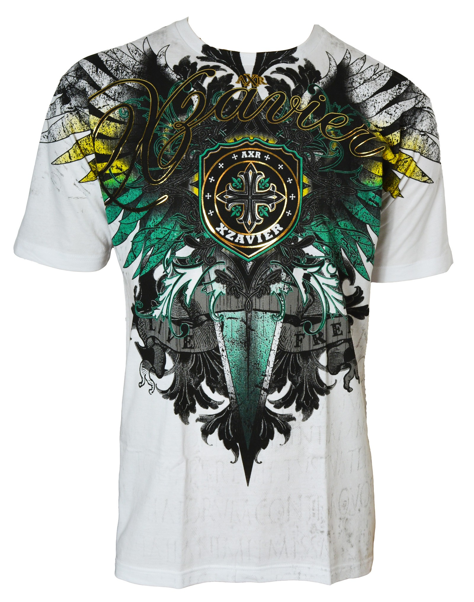 Xzavier - Noise & Daggers T-Shirt