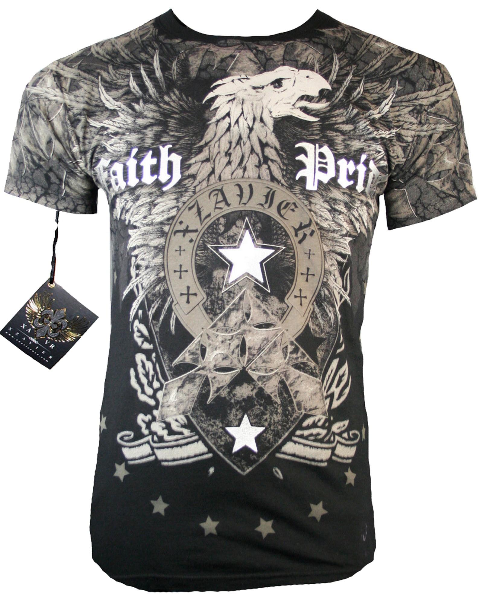 Xzavier - Pride & Courage T-Shirt