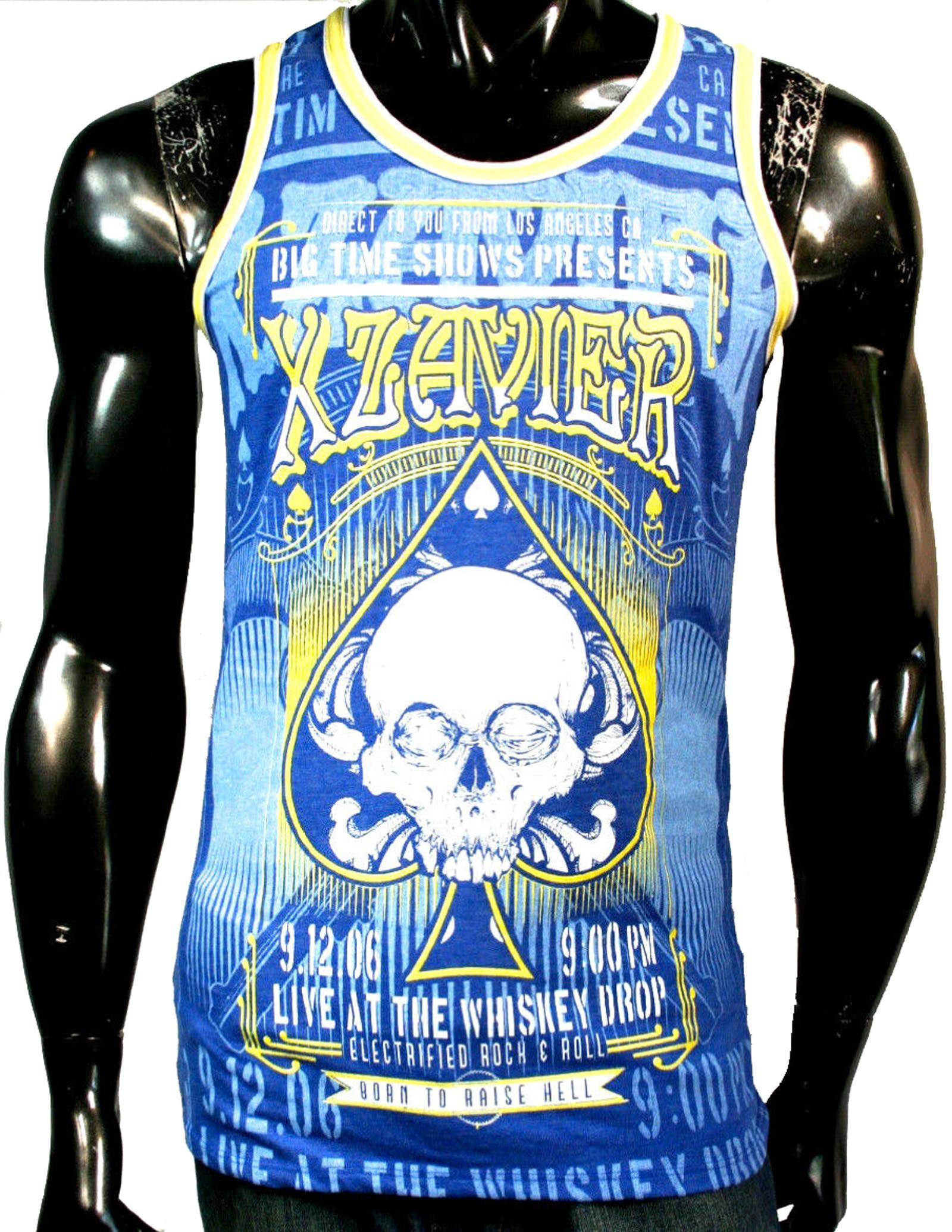 Xzavier - Ace of Spades Tank Top Shirt