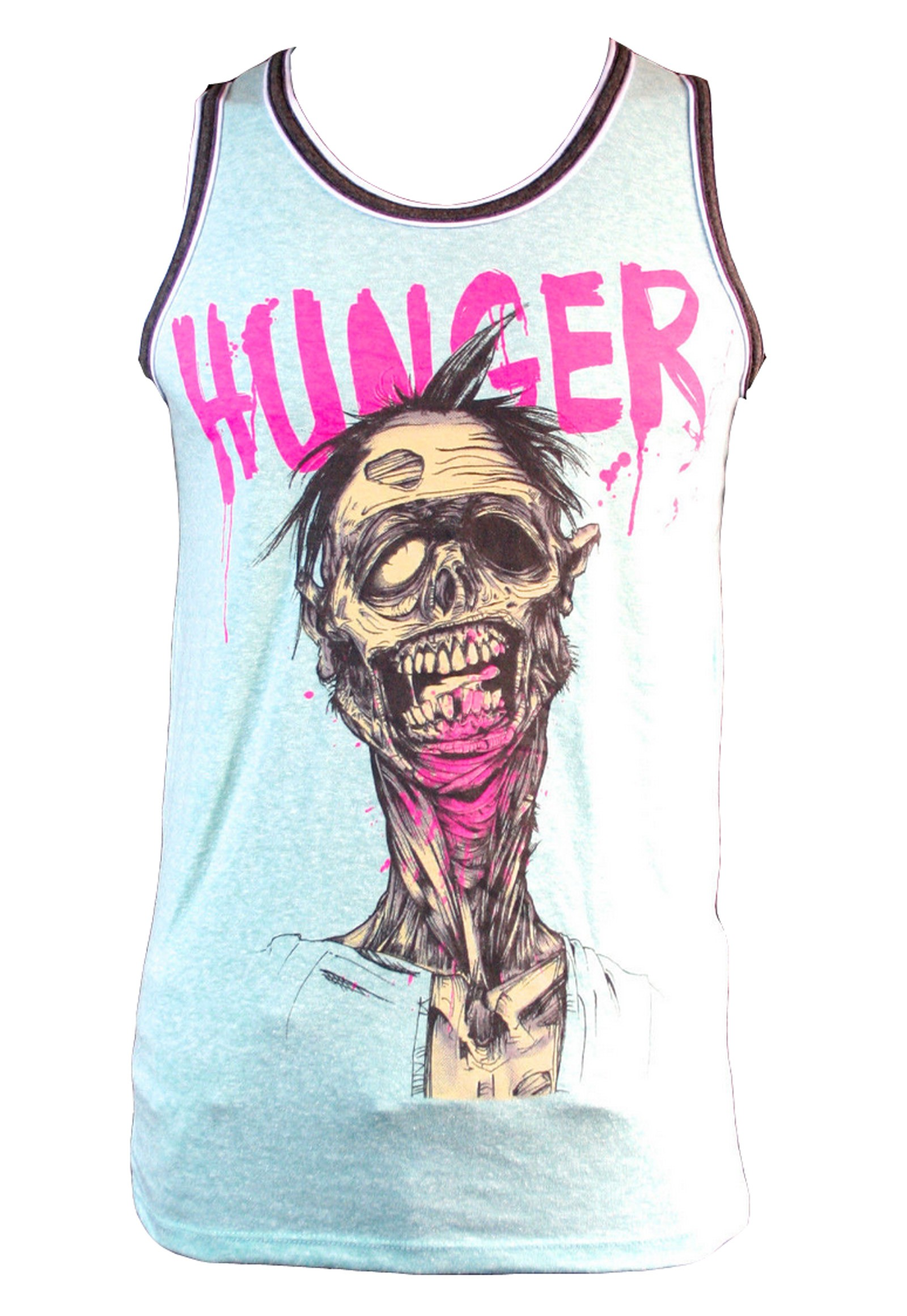 Xzavier - Zombie Hunger Tank Top Shirt