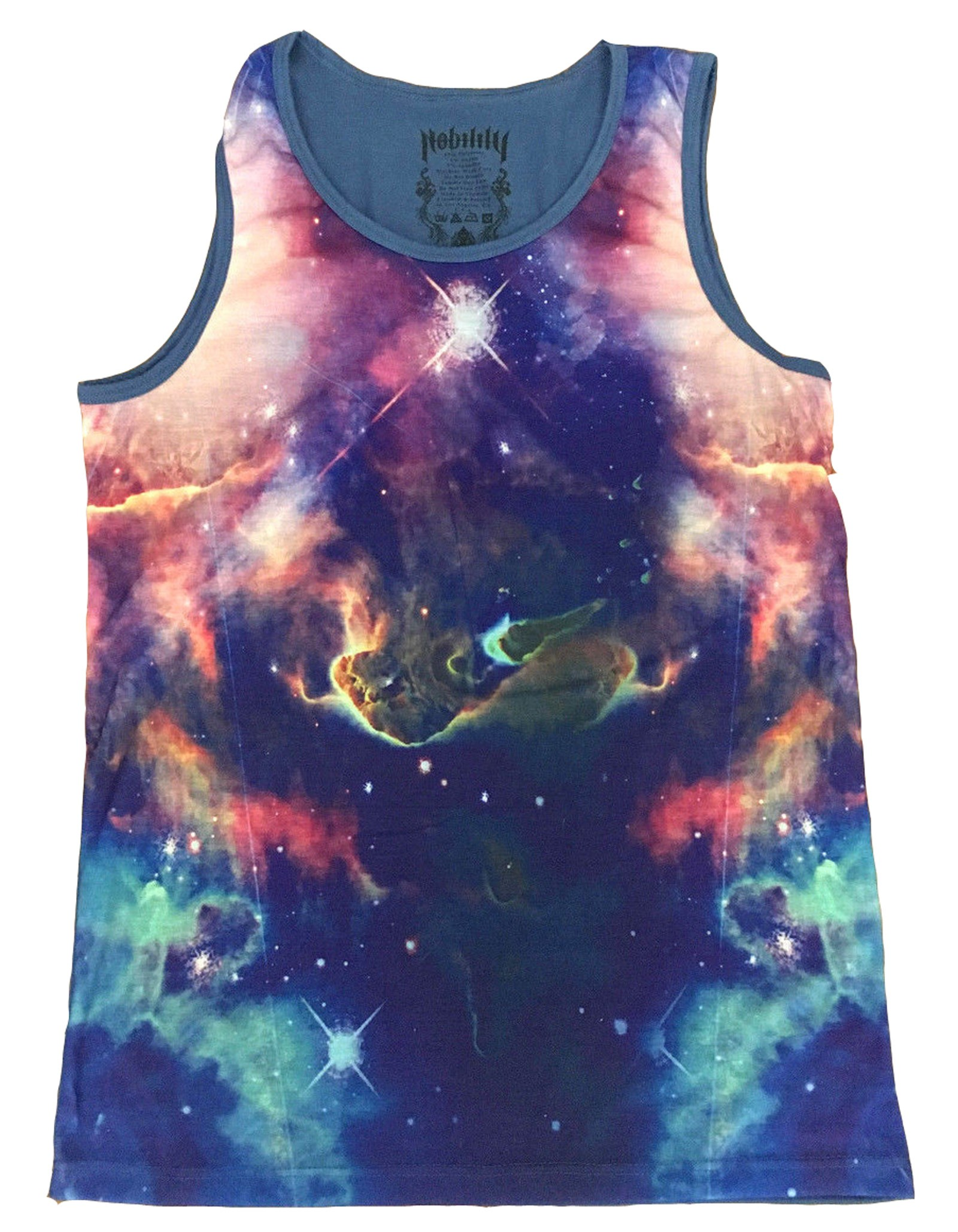 Xzavier - Nobility Galaxy Tank Top Shirt