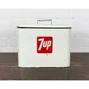 Original USA Kühlbox - Seven 7 UP Picnic Cooler