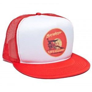 Retro Cap - Baywatch Movie Cap Front