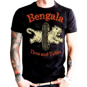 La Marca Del Diablo - Bengala Tires T-Shirt Front