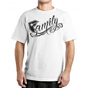 Famous Stars and Straps - Big Family T-Shirt