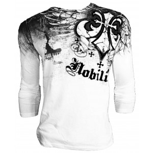 Xzavier - Blackness Longsleeve T-Shirt Front
