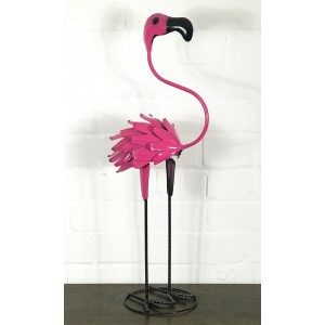 XL Bobble/Wackel Flamingo