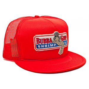 Retro Cap -  Bubba Gump Shrimp Co. Patch Movie Cap