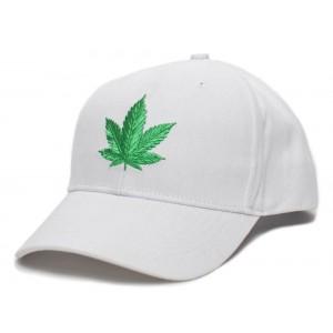 Retro Cap -  Wead Leaf Snapback Cap