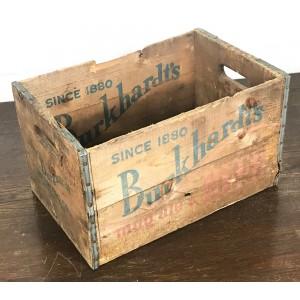 Original Beer Crate - Burkhardt´s Beer Getränkekiste