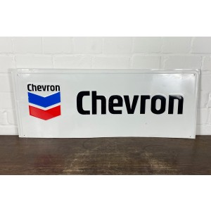 Chevron Gas Station Schild