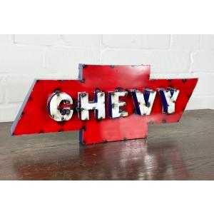 Chevrolet Chevy 3D Schild