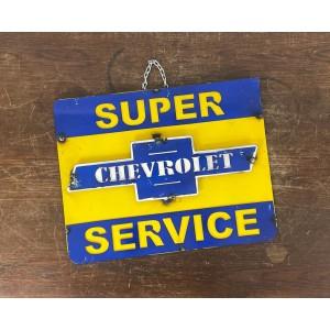 Chevrolet Super Service XL Schild