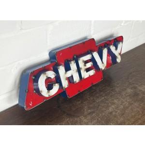 Chevrolet Chevy XL 3D Schild