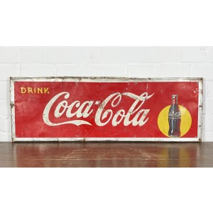 Coca Cola Schild - 1947